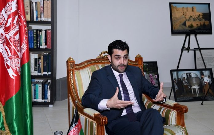 Afghanistan wants to be bridge between South, Central Asia and Gulf with UAE's digitalization support: Afghan envoy