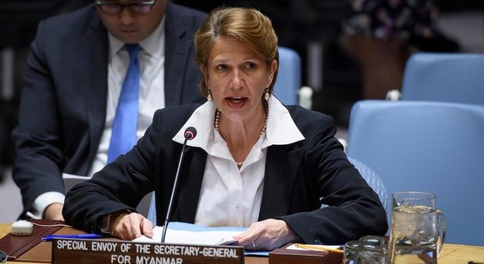 Hopes for UN Security Council action against Myanmar military coup 'waning' fast, warns Special Envoy