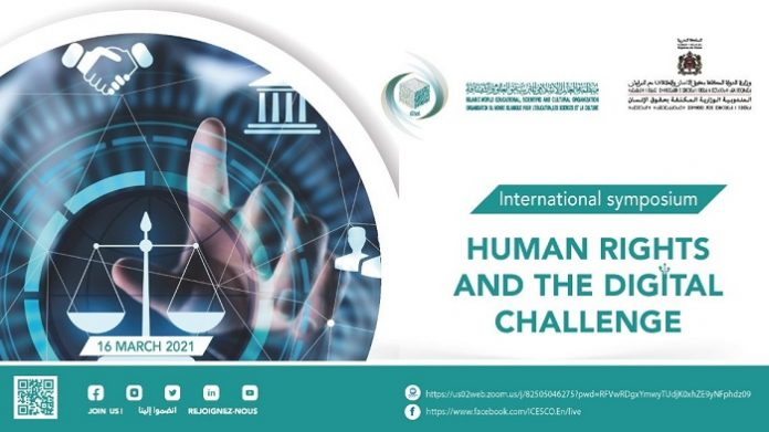 ICESCO to host today international symposium on 'Human Right and Digital Challenge'