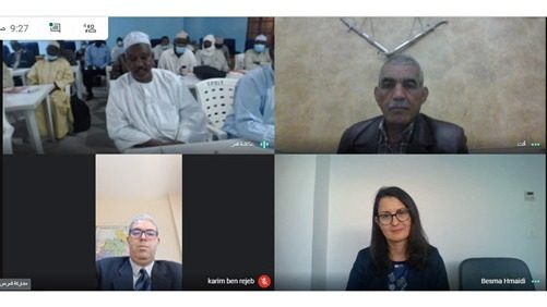 ICESCO's Educational Center in Chad launches two training sessions in developing Arabic education