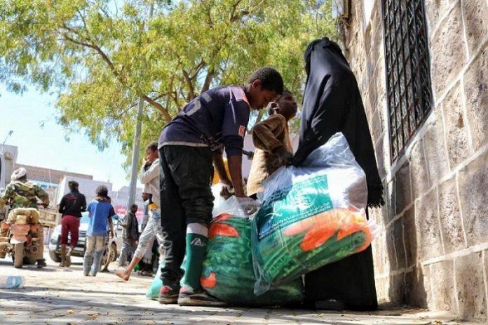 KSRelief distributes 600 winter bags in Yemen's Al-Dhale Governorate