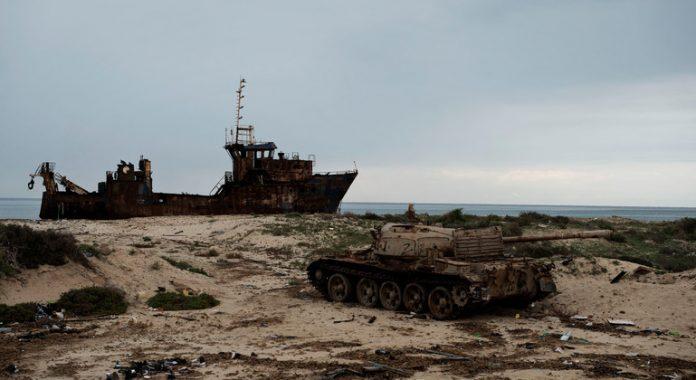 Libya arms embargo 'totally ineffective': UN expert panel