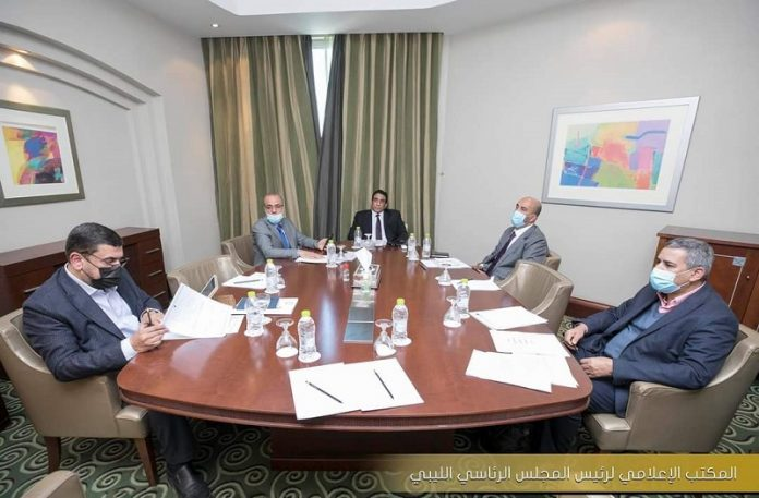 Libyan Presidential Council discusses establishing national reconciliation commission