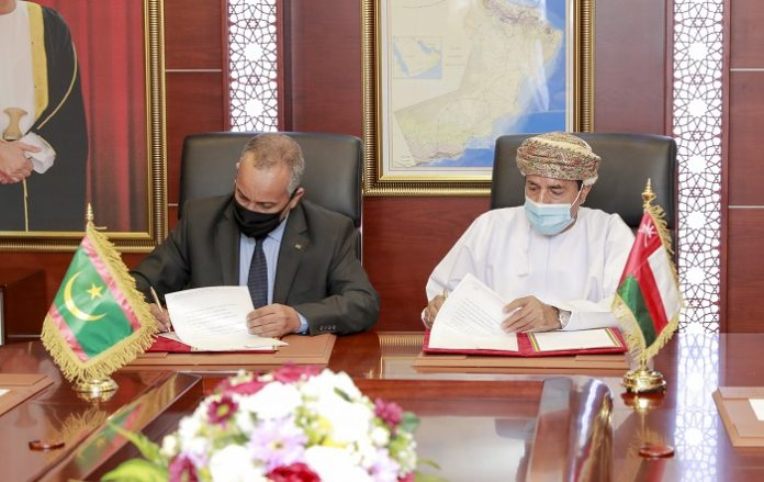 Oman, Mauritania sign MoU on records and archives management