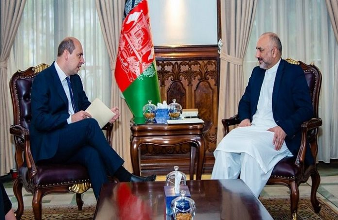 Russia invites Afghan government to peace talks in Moscow