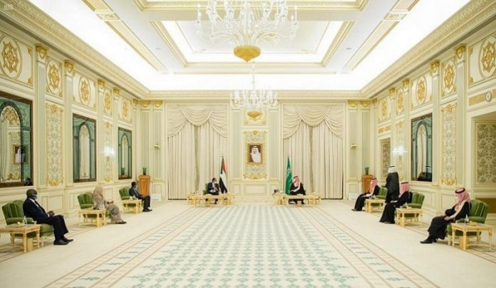 Saudi Crown Prince, Sudan PM discuss bilateral ties and ways to develop them