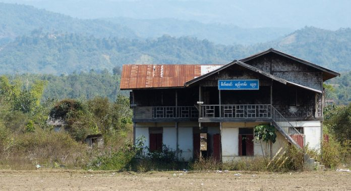 Scores of schools 'reportedly occupied' by security forces in Myanmar: UNICEF