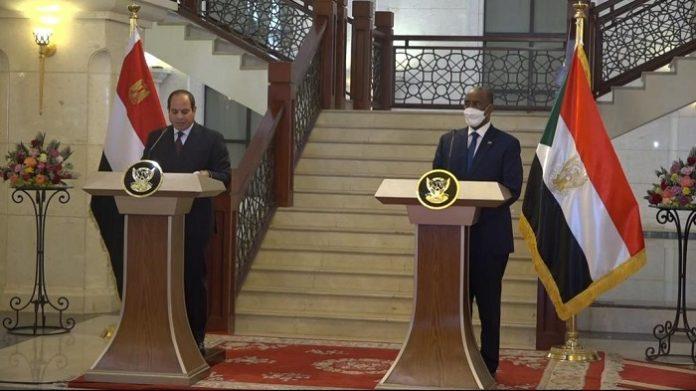 Sudan, Egypt stress necessity of return to serious negotiations on Ethiopia's Nile dam