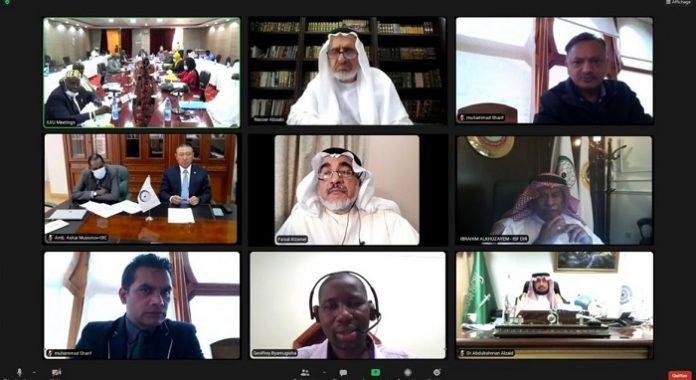 FUIW participates in 34th Session of Islamic University in Uganda Board of Trustees