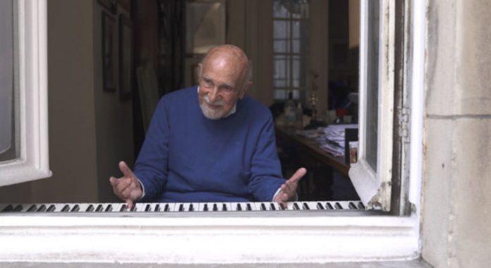 Feeling kind of blue? Holocaust survivor lifts lockdown spirits through jazz