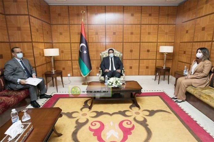 Head of Libya's Presidential Council affirms importance of activating Arab Maghreb Union
