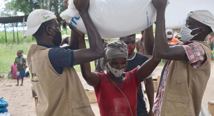 Humanitarian catastrophe in northern Mozambique 'beyond epic proportions'