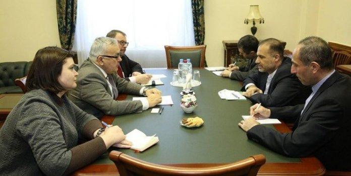 Iran, Russia discuss int'l cooperation