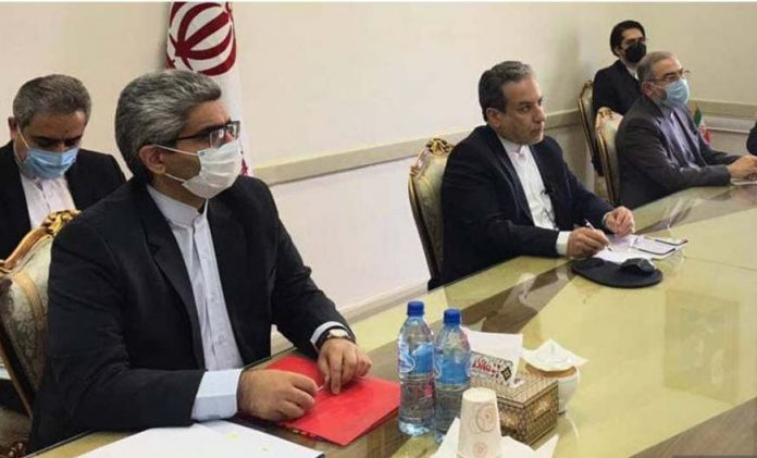 JCPOA Joint Commission meeting to be held Tuesday in person in Vienna