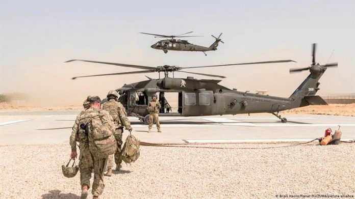 NATO allies agree to begin troop withdrawal from Afghanistan on May 1