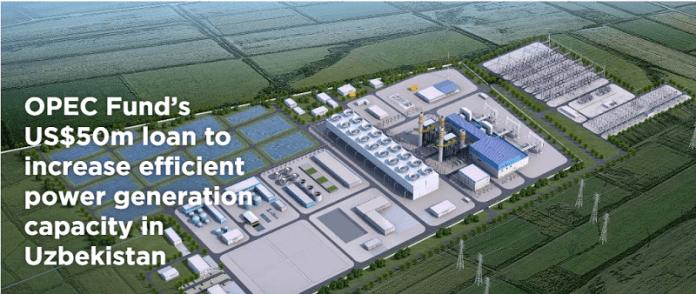 OFID's $50m loan to increase efficient power generation capacity in Uzbekistan