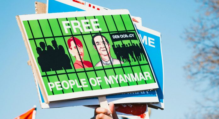 Right to freedom of expressionin Myanmar must be guaranteed,UNexpert urgesmilitary coup leader