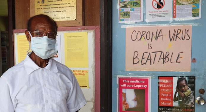 Seeing health 'opportunities' in post-pandemic Papua New Guinea: a UN Resident Coordinator blog