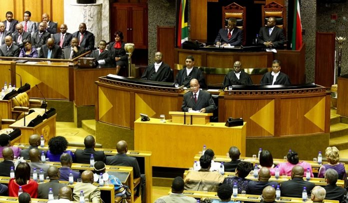 South African Parliament voices 'deep concern' over Israeli annexation plan