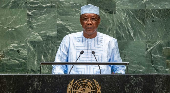 UN chief deeply saddened by death of Chadian President Idriss Déby