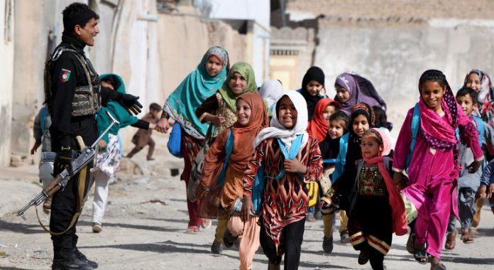 Afghanistan:Top UN officials strongly condemn'heinous'attack ongirlsschool