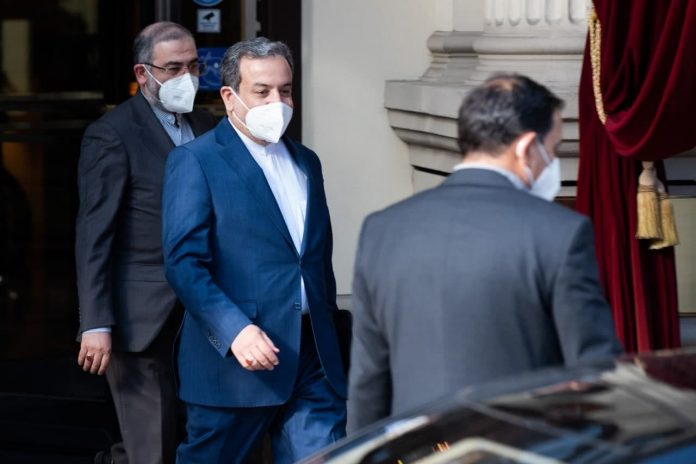 Araghchi arrives in Vienna to attend 4th round of JCPOA talks