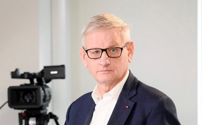 Carl Bildt, former Prime Minister of Sweden, appointed  WHO Special Envoy for the ACT-Accelerator