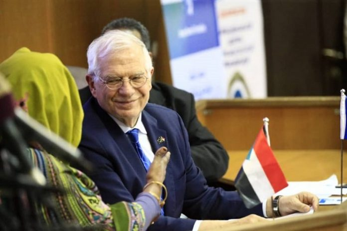 EU affirms political and financial support to Sudan