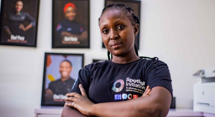 First Person: Learning a recipe for freedom in Nigeria