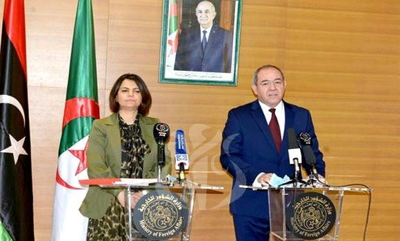 Foreign Minister Boukadoum affirms Algeria's full solidarity with Libyan people