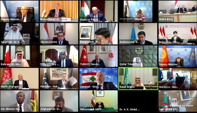 Full text of OIC Executive Committee resolution on Israeli aggression in Palestine