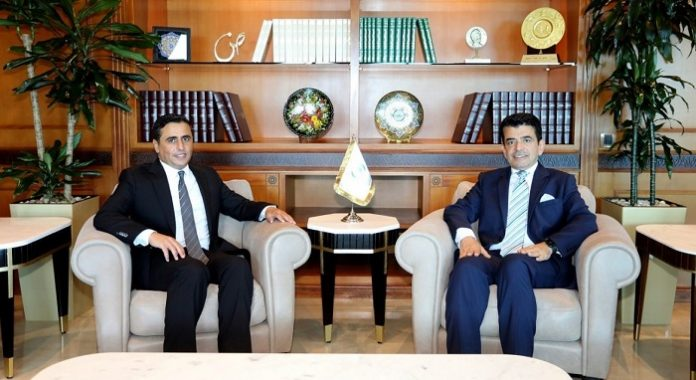 ICESCO Director-General meets Director of Saudia Airlines in Morocco