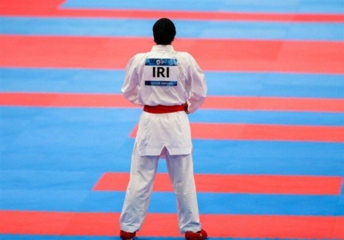 Iranian karate athletes win two bronze medals in Portugal