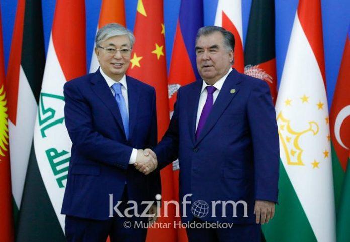 Kazakh President to pay official visit to Tajikistan