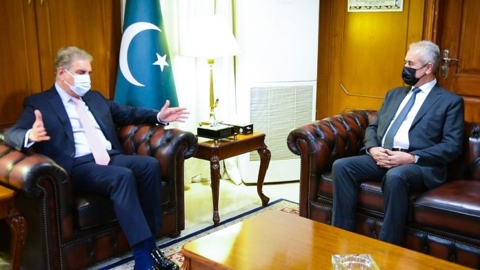 Palestinian envoy lauds Pakistan's efforts to engage int'l community to protect Palestine