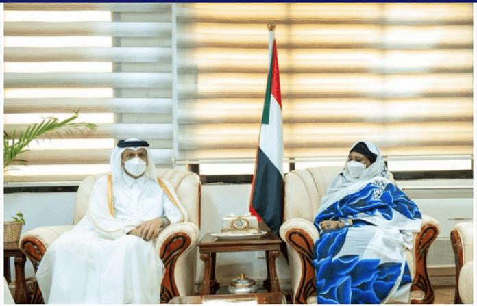 Qatar's FM, Sudanese counterpart discuss latest regional developments