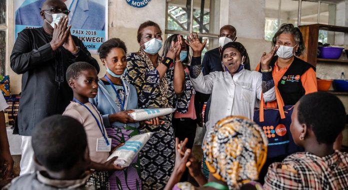 Sexual violence survivors in DR Congo caught in crisis of 'catastrophic magnitude'