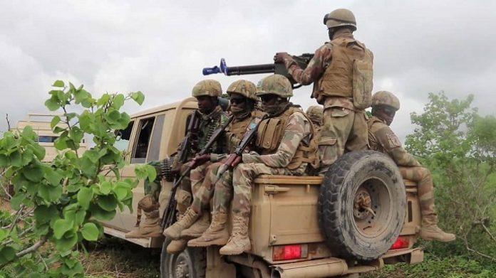 Somali army kills 6 al-Shabaab militants in Bula-burte town
