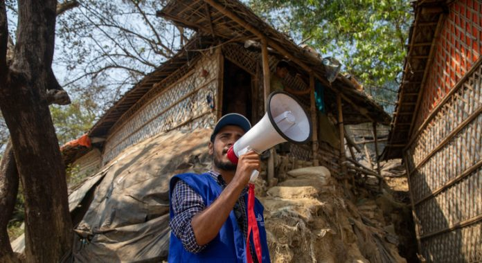 UNlaunches responseplan to'safeguard the well-being and dignity' of Rohingya in Bangladesh