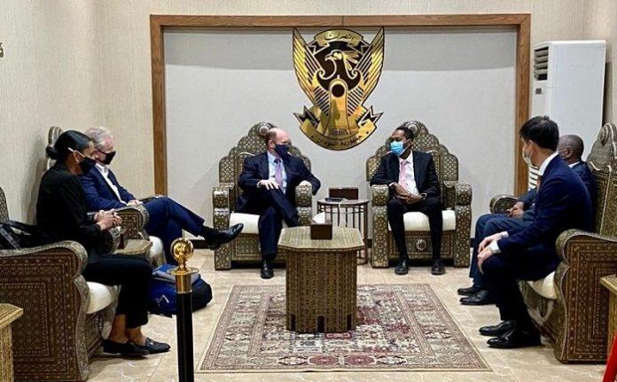 US Congress delegation begins Sudan visit