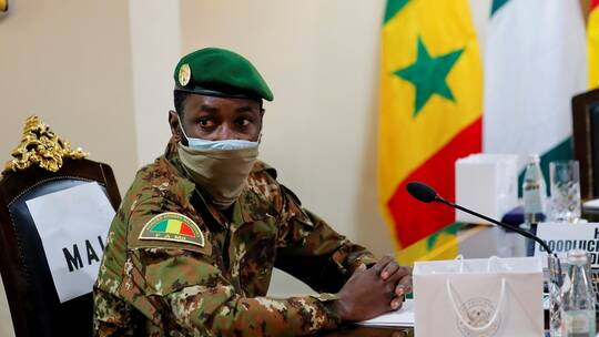 West African leaders suspend Mali from regional bloc over coup