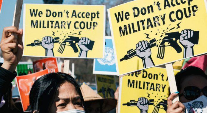 'Mass deaths' alert in Myanmar as 100,000 flee junta's heavy weapons