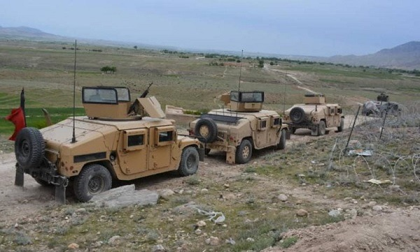 234 terrorists killed, 103 injured in Afghan security forces operations