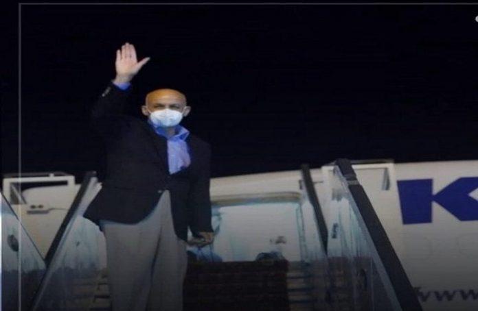 Afghan President Ghani leaves for US on official visit