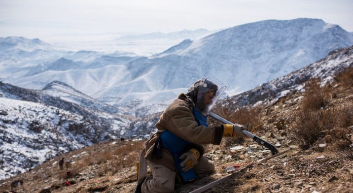 Afghanistan: UN condemns 'horrendous attack' on demining partner HALO Trust
