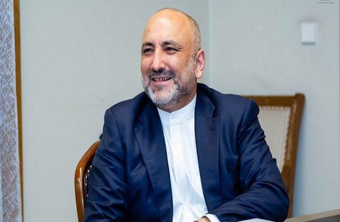 Afghanistan's FM hails EU stance on Afghan-led peace process