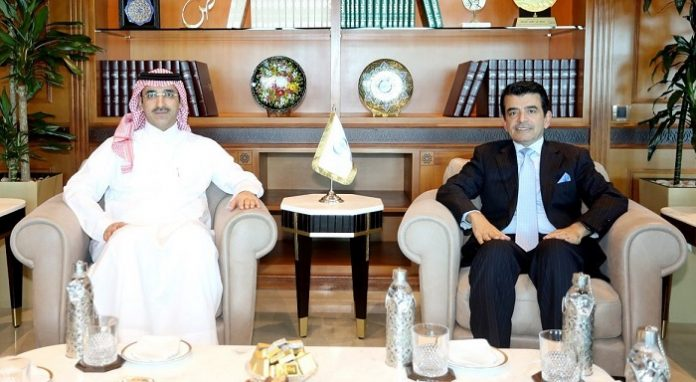 AlMalik briefs CEO of Saudi Fund for Development on ICESCO's projects in member states