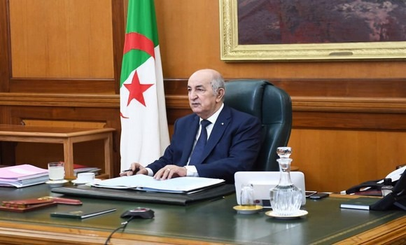 Algerian president starts political consultations to form new government