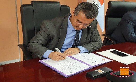 Algeria's Sonatrach signs MoU with Indonesian partner Pertamina