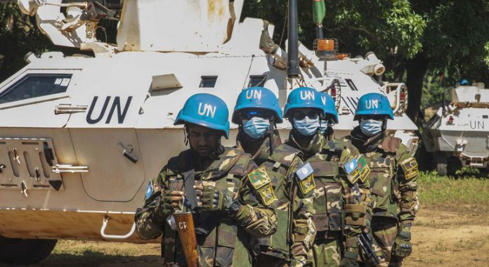 CentralAfrican Republicentrenched in'unprecedented humanitarian crisis'